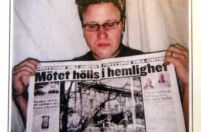 BLE KIDNAPPET: Tre menn ble dømt for bortføringen av Fabian Bengtsson i 2005. Foto: Annette Friberg / Scanpix