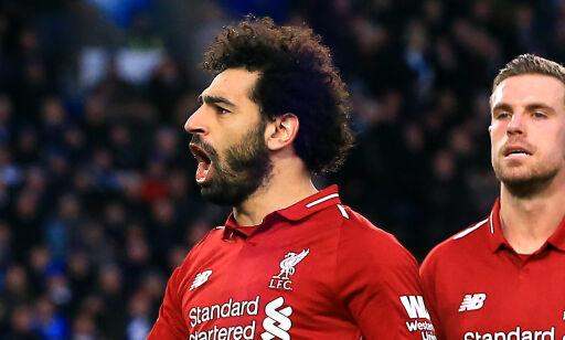 image: Salah-straffe ga Liverpool-seier
