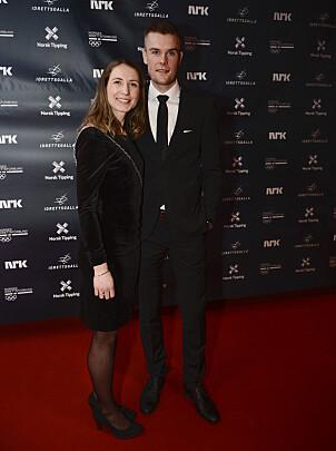 GIFT: Astrid og Filip giftet seg i fjor. Forrige ørdag strålte de sammen på den røde løperen. Foto: NTB Scanpix