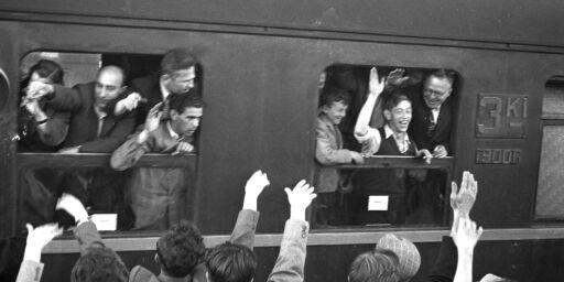 image: - Ønsk velkommen jødene som flyttet fra Norge etter Auschwitz