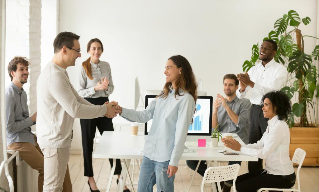 Endre adferd: Det er krevende å få ansatte til å endre adferd basert på belønningssystemer, skriver vår spaltist. Foto: NTB scanpix