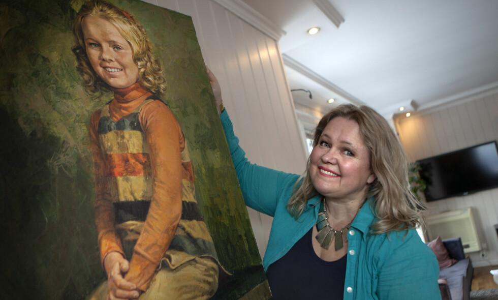 BARNESTJERNE: Anita Hegerland blir 58 år, og markerer 50 års jubileum som artist. - Det bare eksploderte, først i Norge, så i Sverige og deretter i store deler av Europa, forteller hun til Dagbladet. Foto: Anders Grønneberg