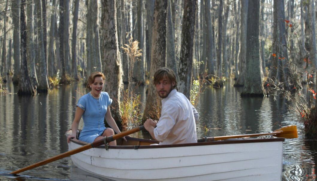 <strong>THE NOTEBOOK:</strong> Den legendariske, romantiske filmen blir nå musikal. Foto: Scanpix