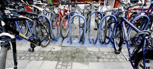 Faktisk.no: Ingen har pålagt Maxbo på Sinsen å lage 88 sykkelplasser