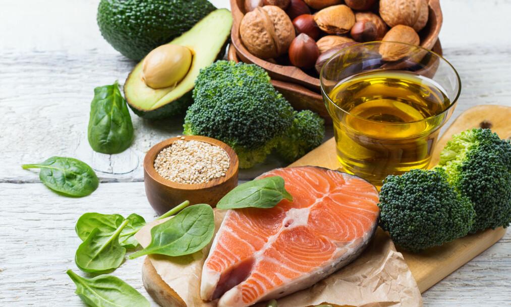 OMEGA 3: En laksemiddag i uka dekker kroppens behov for omega 3. FOTO: NTB Scanpix