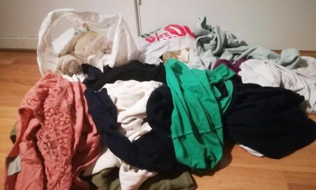 d8bc877a GI ROTET NYTT LIV: De gamle klærne du ikke vil ha lenger, trenger ikke
