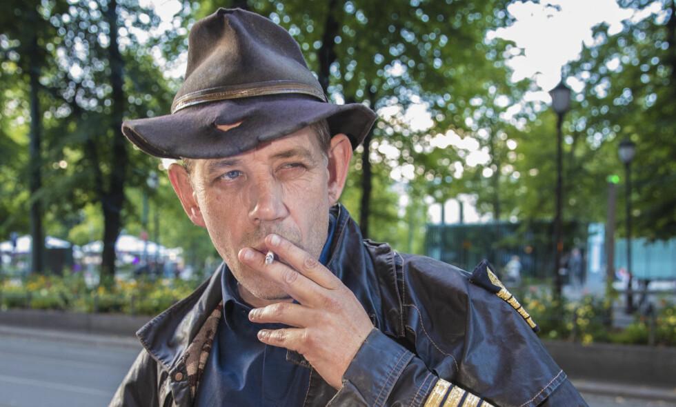 KONKURS: Selskapet bak «Fjorden Cowboys» er slått konkurs. Dette skaper en usikker TV-framtid for programmet til Leif Einar Lothe. Foto: NTB Scanpix