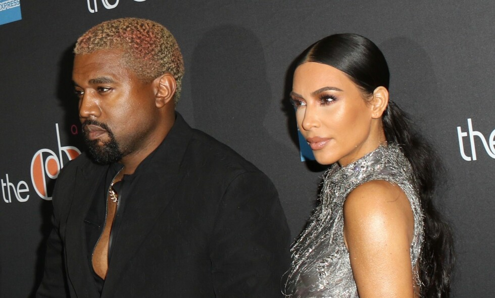 BEKREFTER NYHETEN: Kim Kardashian og Kanye West blir snart foreldre igjen. Foto: NTB Scanpix