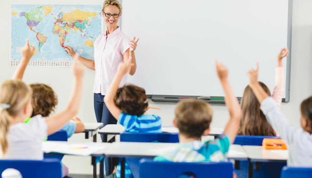 <strong>MAKTESLØSE LÆRERE:</strong> En grenseløs elev kan ødelegge undervisningen for en hel klasse. NTB/Scanpix/Shutterstock