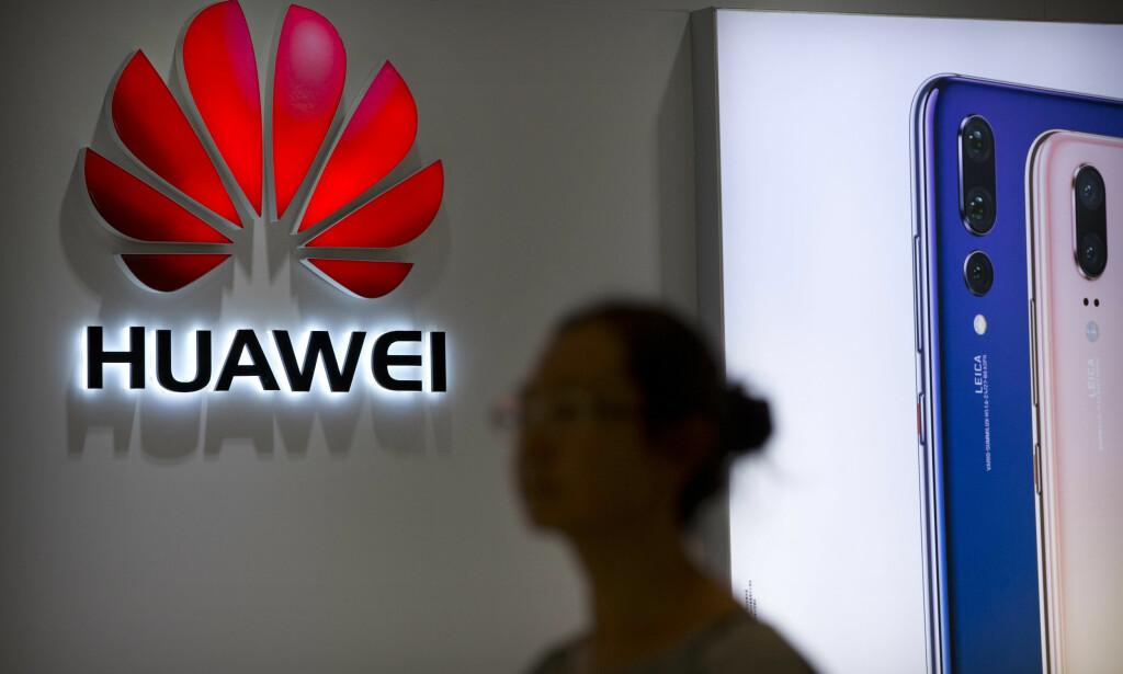 ADVARER: PST mener det er problematisk om kinesiske Huawei får bygge ut 5G-nett i Norge. Huawei etterlyser bevis for det de mener er grunnløse påstander. Foto: Mark Schiefelbein / AP / NTB scanpix