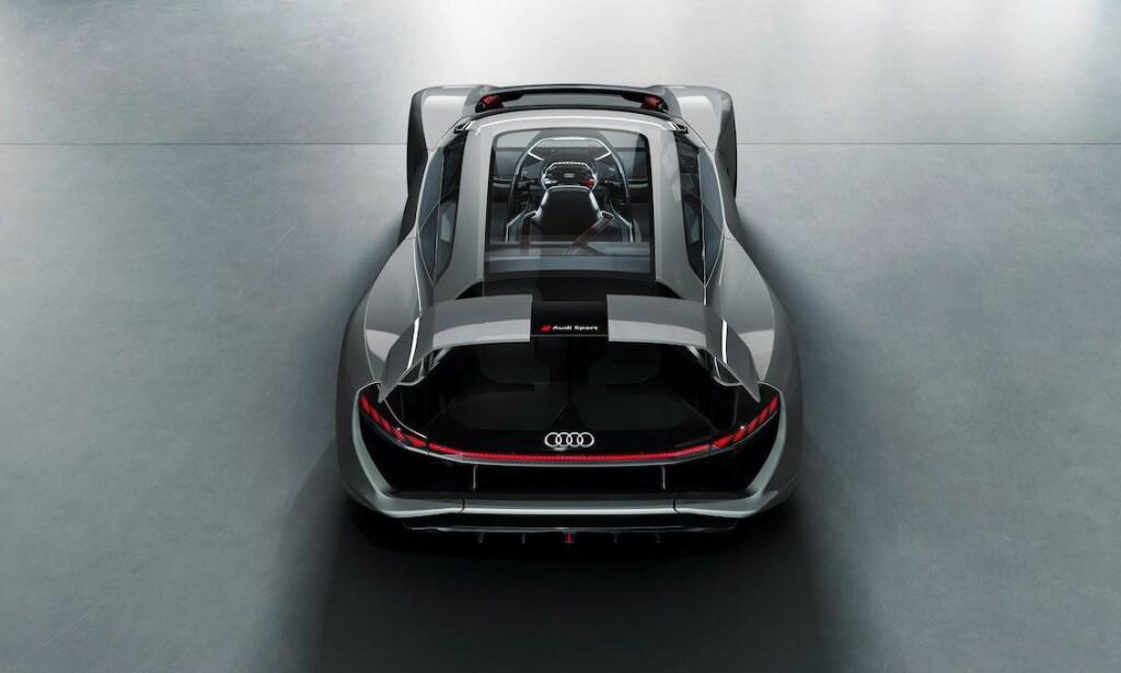 ROADSTER-KONKURRENT? Konseptbilen Audi PB18 skal nå være klar for produksjon, ifølge produsenten. Foto: Audi