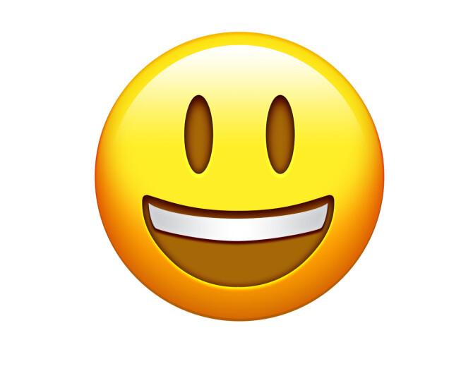 HANDLE WITH CARE: Smileys i jobbmail kan ha en ubevisst negativ effekt, mener professor og forsker Linda Lai. FOTO: NTBScanpix.
