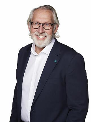 MERKING AV MAT: - Venstre mener at matvarene bør merkes med klimautslippet de representerer, sier Carl-Erik Grimstad (V). Foto: Venstre