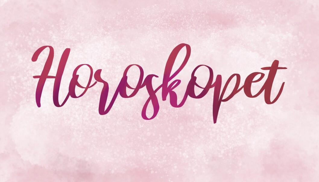 HOROSKOP: Horoskopet gjelder for uke 4. ILLUSTRASJON: Kine Yvonne Kjær