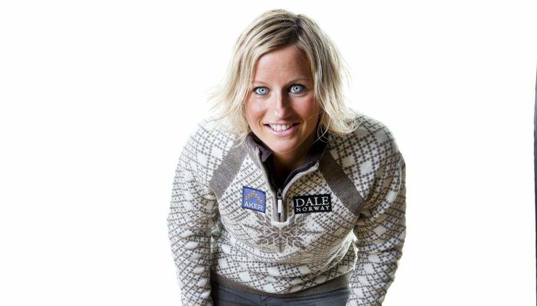 HEDRES: Vibeke Skofterud blir hedret med minnerenn på Slitu i februar. Foto: Gorm Kallestad / NTB scanpix