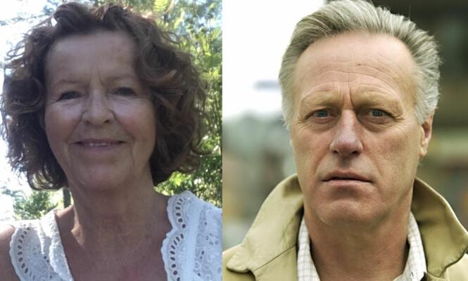 <strong>FORSVUNNET:</strong> Politiet tror Anne Elisabeth Hagen (68) har blitt bortført. Hun er gift med investor Tom Hagen, som er en av Norges rikeste. Foto: Privat / NTB Scanpix