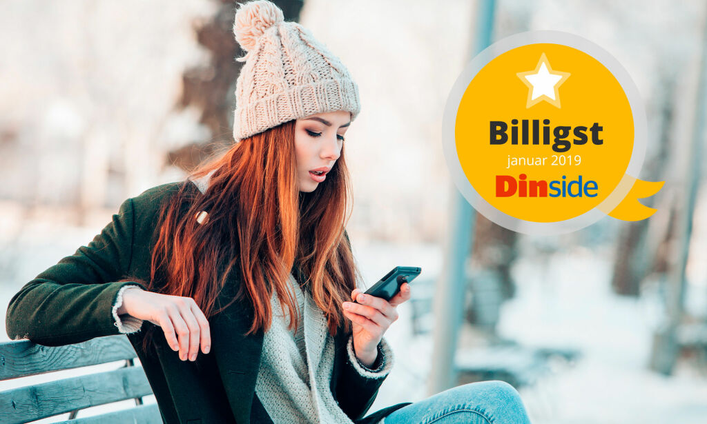 image: Her er de billigste mobilabonnementene akkurat nå