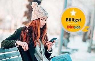 Her er de beste og billigste mobilabonnementene akkurat nå