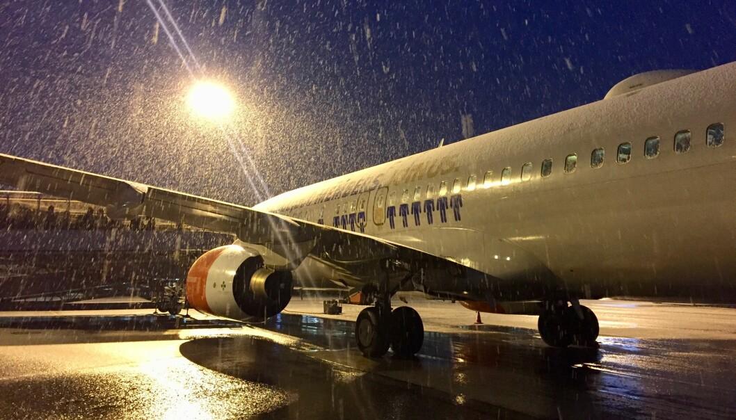 <strong>Dårlig vær og klagerekord:</strong> Nordmenn klager til flyselskapene, men ikke alle saker ender med en løsning begge parter er fornøyd med. Da kan du sende saken videre til den nøytrale Transportklagenemnda for en ny avgjørelse. Foto: Odd Roar Lange/The Travel Inspector