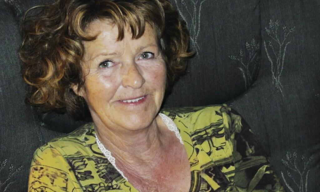 BORTE: Anne-Elisabeth Hagen ble sist sett 31. oktober i fjor. Politiet har ikke hatt livstegn fra henne siden. Foto: Privat