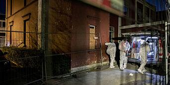 image: Fant død person i hus under riving