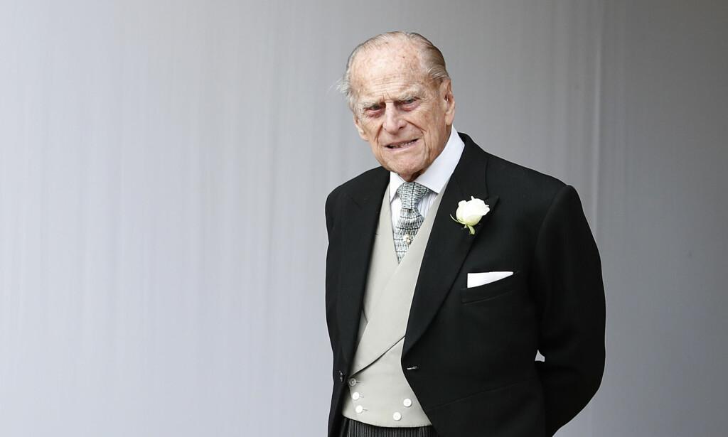 SKUMMELT: - Han var ved bevissthet, men veldig sjokkert og fortumlet, sier kongereporteren Nicholas Witchell til BBC. Foto: NTB Scanpix