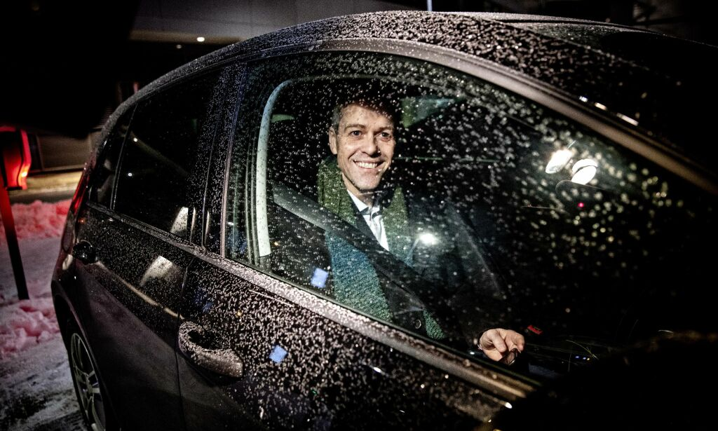 image: Hareide ferdig som KrF-leder:- Uaktuelt for meg å gå inn i regjeringen