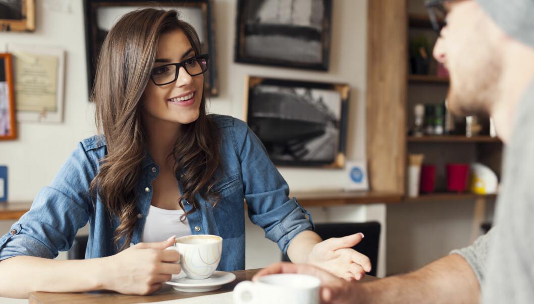 LØGN: Hvordan kan du egentlig vite at en person lyver? Ifølge ny forskning bør du følge med på kroppsspråket. Foto: NTB scanpix