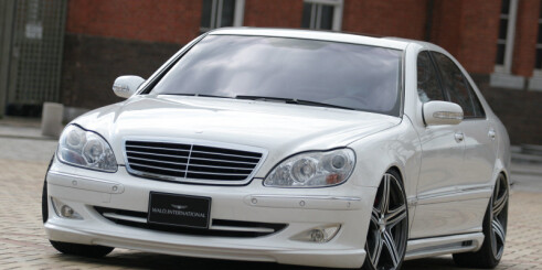 Du kan spare 100.000,- på å importere luksusbil