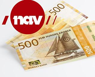 Nav: Enkelte får 20.000 ekstra i 2019