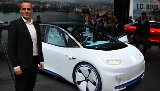 - Dette skal bli Norges mest solgte bil neste år