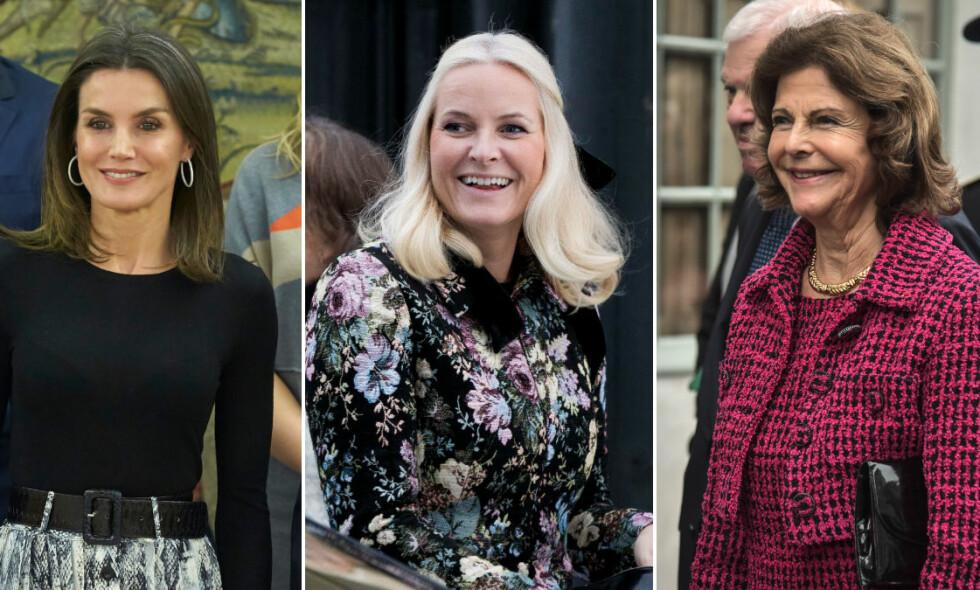 BEHANDLINGER: Den britiske legen Dr. Paul Charlson har vurdert bilder av de kongelige på oppdrag fra Se og Hør. Foto: NTB Scanpix