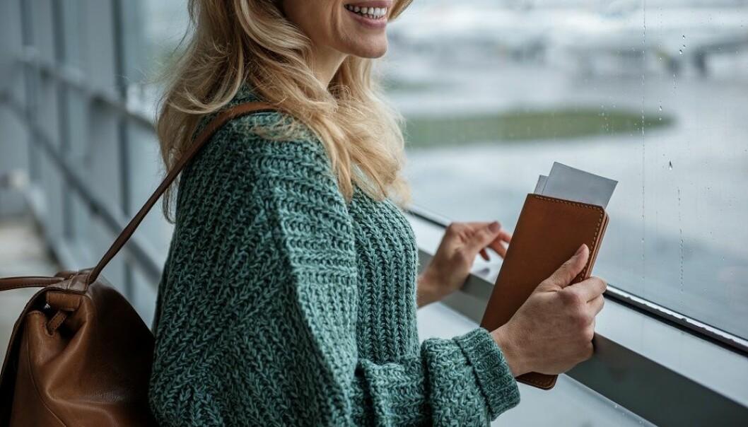 PSIENE STIGER: For mange vil lønne seg å bestille flyreiser ca 60 dager før reisen skal gjennomføres, og senest 21 dager før avreise. FOTO: NTB Scanpix