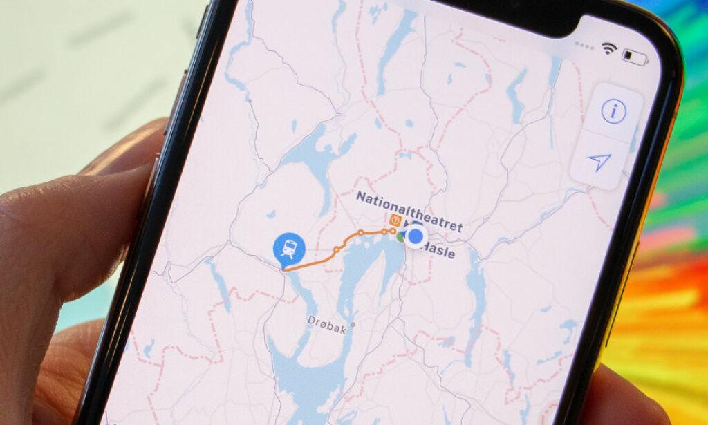 image: Nå kan endelig Apple-tjenesten måle seg mot Google