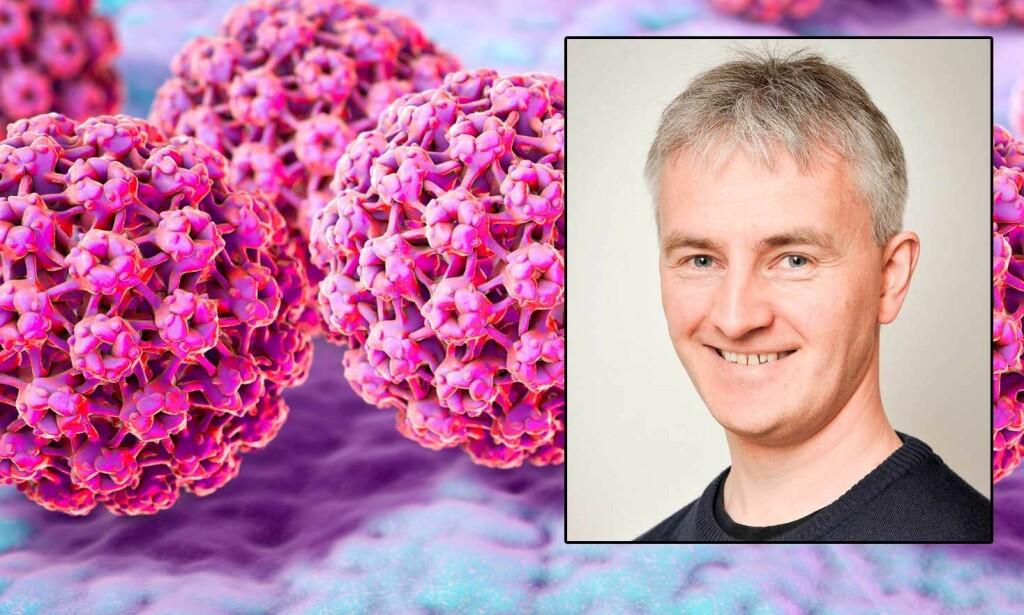 HPV: Overlege avklarer myter og fakta om HPV-viruset, celleforandringer og livmorhalskreft. Foto: NTB Scanpix /Shutterstock og privat.
