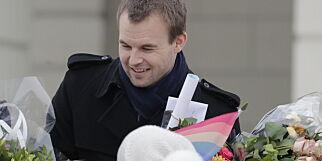 image: Ropstad fikk regnbueflagget: - Det er klart jeg er engstelig