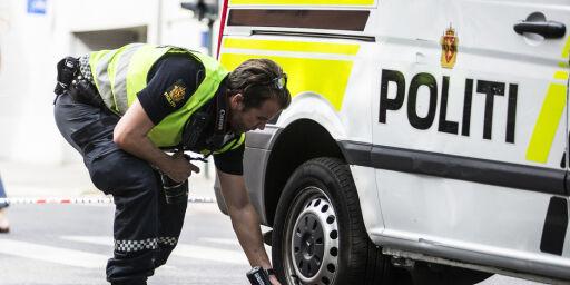 image: Politiet selv vender tommelen ned