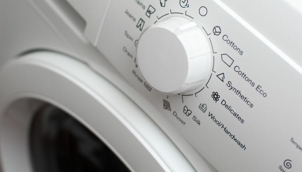 ULL VASKEMASKIN: Ull tåler fint å bli vasket i maskinen, men da bør du huske å bruke riktig vaskemiddel. FOTO: NTB scanpix
