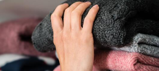 Så lenge kan du bruke ulltøyet før du vasker det