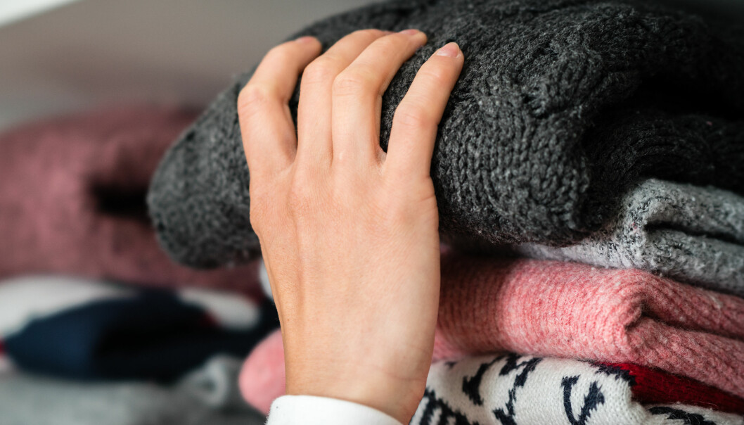 VASKE ULL: Hvor ofte skal du vakse ullklærne dine? Og bør du egentlig vaske det i det hele tatt? FOTO: NTB scanpix