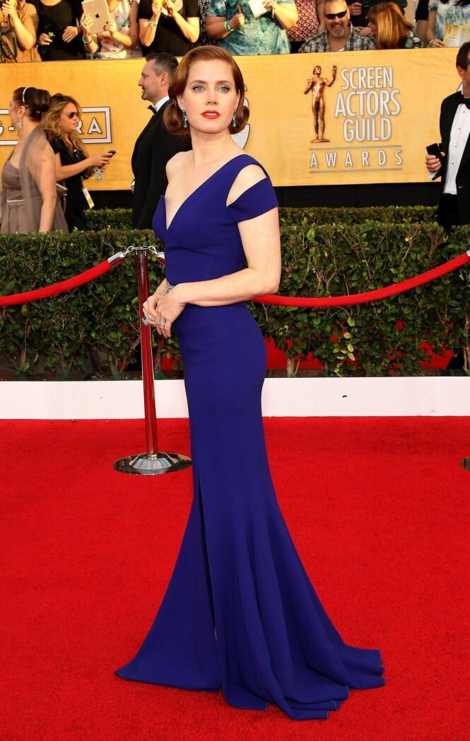 Amy Adams. Foto: Scanpix