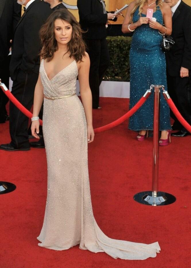 Lea Michele. Foto: Scanpix