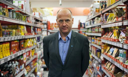REAGERER: Gunstein Instefjord i Forbrukerrådet mener det er bekymringsverdig at så mange barn konsumerer store mengder energidrikk.