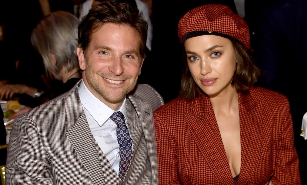 STRÅLER: Stjerneparet Irina Shayk og Bradley Cooper verner godt om privatlivet sitt, og snakker sjeldent om foreldrerollen. Nå har derimot den russiske modellen stilt opp i et intervju hvor hun åpner opp. Foto: NTB scanpix