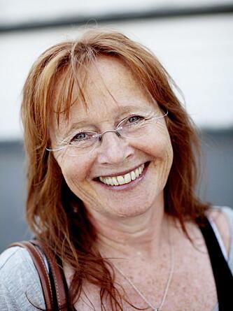 - EN TRAVER I BRANSJEN: Annika Witt er datter av filmprodusent Karin Julsrud. På 70-tallet var hun programleder for det populære ungdomsprogrammet «Halvsju». FOTO: NTB Scanpix