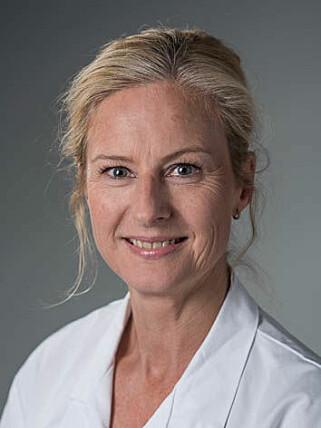 KOMBINASJON: Siv Furholm er glutensensitiv, og mener at en kombinasjon av gluten og fruktaner i kosten kan være et problem for mange. Foto: OUS