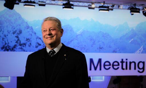 image: Tordner mot «klimaeliten» i Davos: - Folk er lut lei
