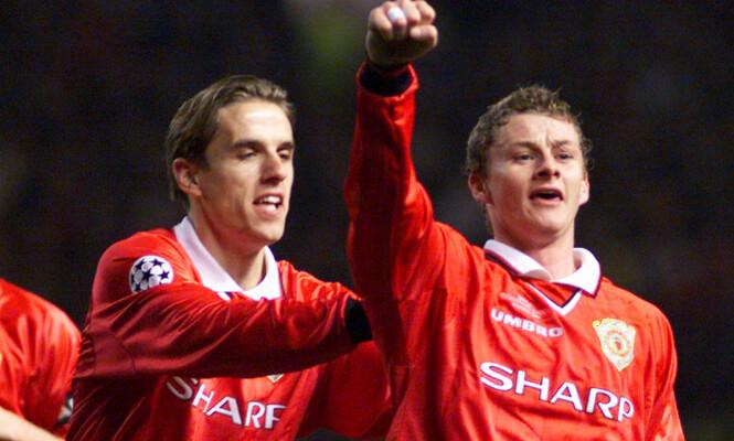 Favoritt blant United-legender: - Målbevisst og hensynsløs
