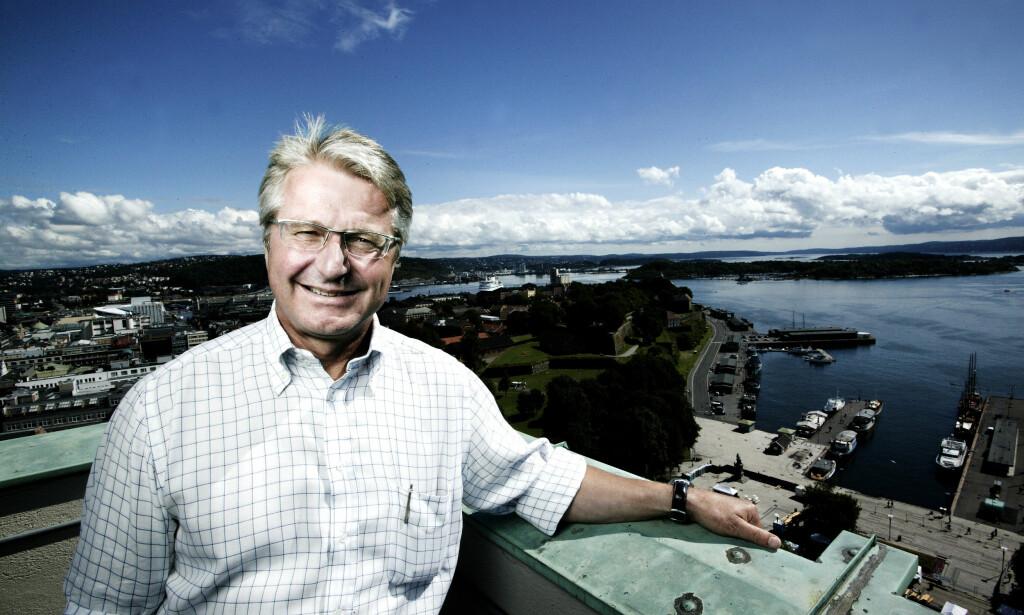 NEI TIL TRIKK: Tidligere Oslo-ordfører mener Oslo-trikken må legges ned. Foto: Henning Lillegård/ Dagbladet