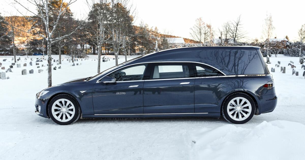 Tesla Model S 75D >> Huiskamp Tesla Models S 75D begravelsesbil i Norge - Gjør ...